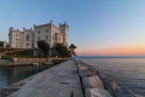 Castello di Miramare Foto F. Gallina