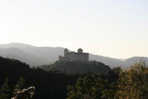 Spoleto-Rocca