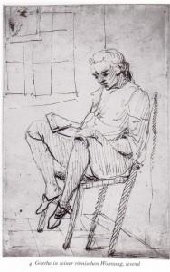 Tischbein Goethe