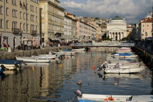 Trieste-Canal Grande